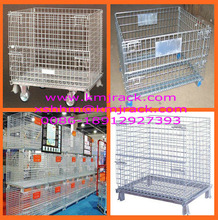 Collapsible Wire Mesh Baskets
