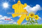 Good quality PVC raincoat
