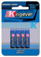 LR03 AAA um-4 1.5v alkaline battery / super alkaline battery