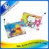 color pencil case set/promotional plastic pencil case with zipper