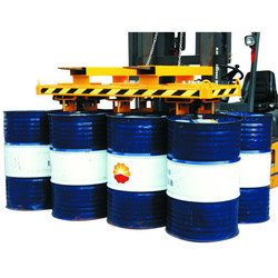 Hoist and Forklift mounted Type Drum Lifter
