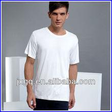 2012 bulk plain white t shirts 100 cotton t shirts plain blank cotton plain white v-neck t shirts