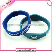 Custom free rubber watch