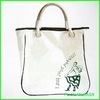 2014 canvas tote handbag made in shenzhen ,China(FY--HB--N549)