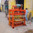 QT4-40 Block making machines manufactures, Manual concrete block machine
