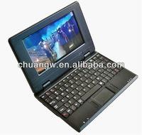 "10 inch laptop android 4 4G 512MB 10"" WiFi mini laptop Netbook laptop VIA8650"