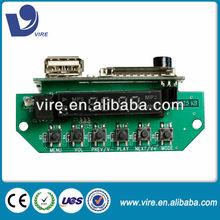 VTF-0025 Vire mp4 DVD player controller board