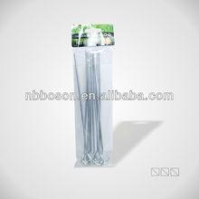 10pc screw tent pegs