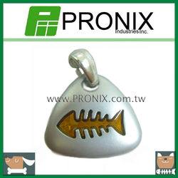 Pet charm Fish design