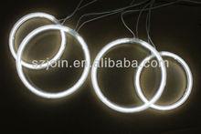 High brightness CCFL angel eyes for Hyundai Coupe with white shine