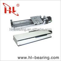 Linear motion guide linear sliding work table