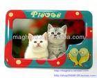 Magnetic promotion Photo Frame magnet badge