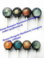 high capacity lollipop forming machine