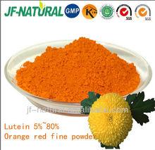 Marigold flower extract lutein 80%