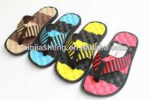 wholesale man eva acupuncture massage slippers massage sandals