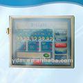 toque popular controlador de pantalla