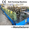 Cold formed steel metal aluminum rollformer roll former line