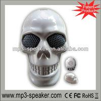MPS-144 Patent product portable laptop mini skull mp4 popular speaker