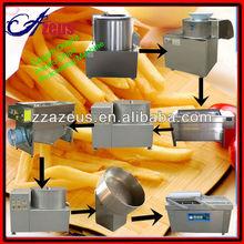 70kg/h high efficiency Potato Chips Production Line