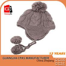 Guangzhou Factory Custom Knit Stocking Caps