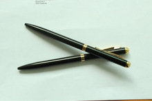 Hot sale metal pen + ball pen metal refill for promotional LY0074