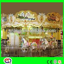 Alibaba fr amusement park equipment carousel ride