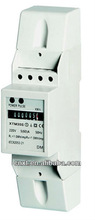 Modbus Electronic Active DIN RAIL energy meter with LED