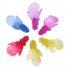 2013 Novelty plastic sticky Goldfish toy /cute small toy