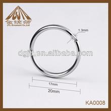 2012 fashion high quality split ring metal craft