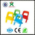 High quality cute cheap preschool chair furniture/plastic chairs for kindergarten/tablet chair QX-B6904