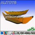 Mais novo usado caiaque inflável 1 pesron inflar canoe kayak