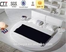 wooden round bed 396#