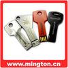 Metal key usb flash drive waterproof