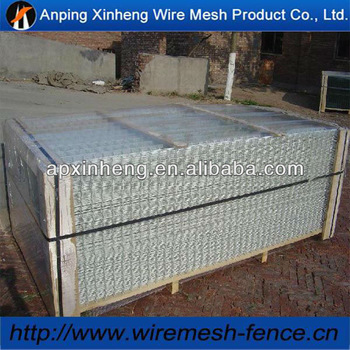 50*50mm electro galvanized welded mesh sheet / wire mesh panel with best price ( Exporter )