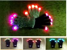LED Flashing Midnight Mitt Musical Glove