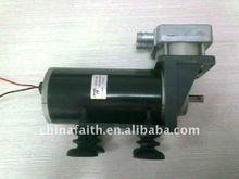 DC pump, tandem hydraulic pumps,12V DC pump