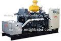 150kW gerador elétrico movido a gás natural