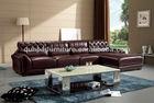 Genuine leather antique sofa set moroccan sofa for sale F833#