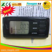 Good price!3d g sensor pedometer watch