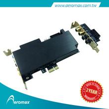 7.1 PCI-Express Audio cmi8738 pci sound card