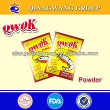QWOK HALAL CHICKEN/BEEF/ SHRIMP/FISH INSTANT SOUP POWDER