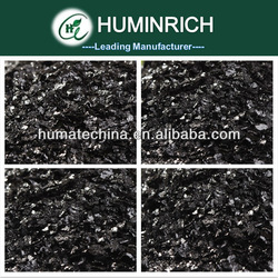 China manufacturer 50% water soluble Na-Humic Acid bulk organic fertilizer