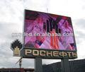 p20 al aire libre led tv pantalla de publicidad billboard