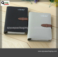 leather cover spiral notebook,aluminum cover spiral notebook,spiral notebook leather cover