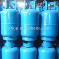 12kg portátil de glp de gas del cilindro, la botella de gas, tanque de gas