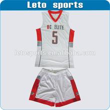 custom girls basketball wear basketball tops for girl