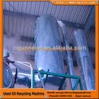 China JNC Waste diesel oil filter regeneration Distillation system