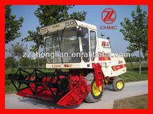 2013 new model mini combine harvester rice