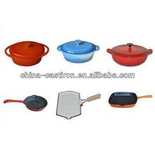 quality enamel cast iron cookware