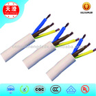 3*1.0mm high temperature wire heating cable wire